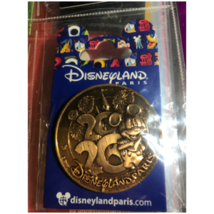 2020 Mickey Mouse Pin pin