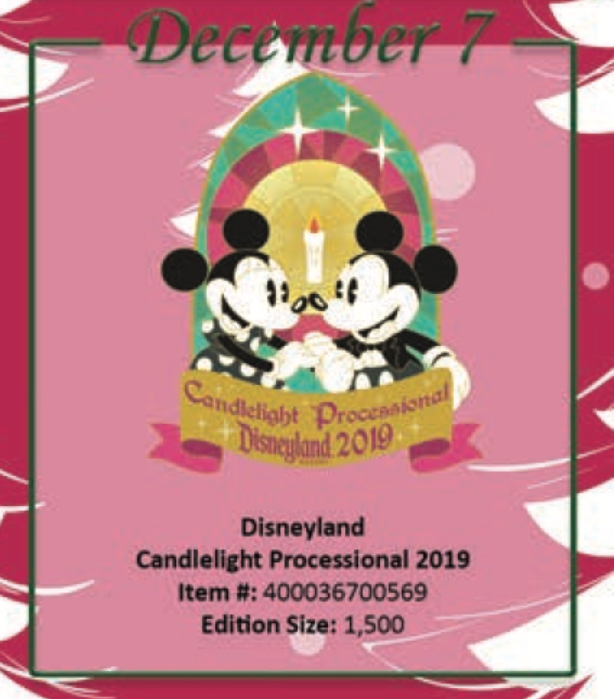December 7th pin release