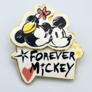 Forever Mickey  pin