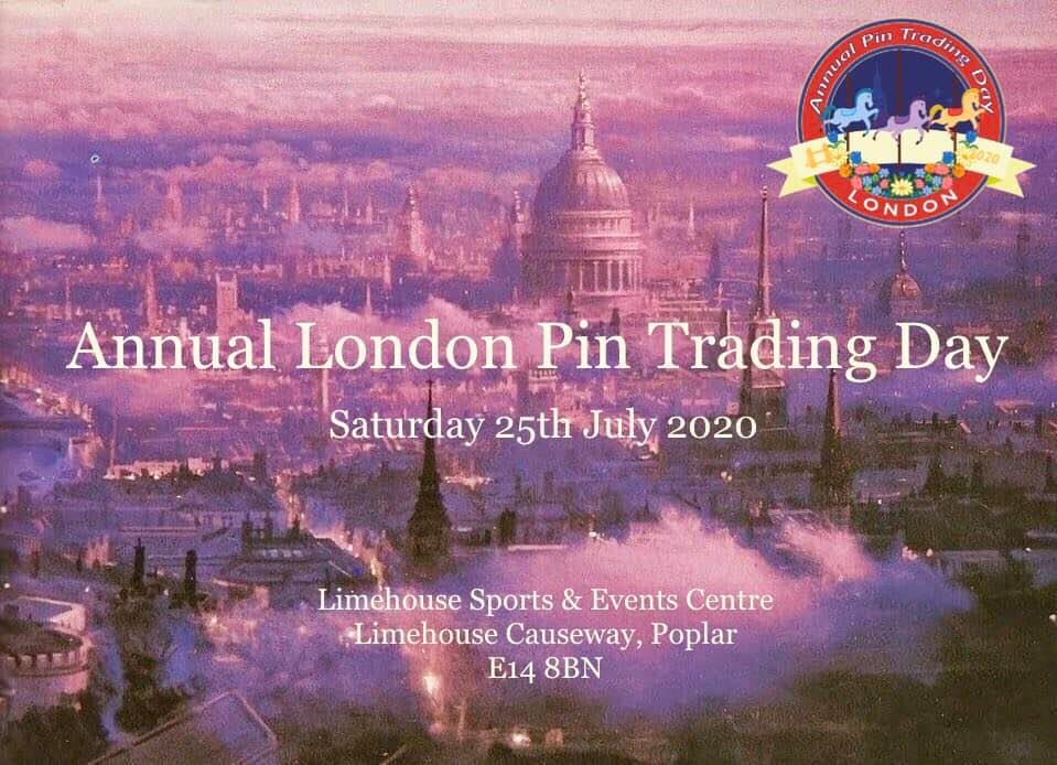 Annual London Pin Trading Day (Cancelled)