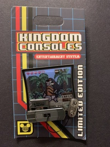 Talespin Kingdom Consoles pin