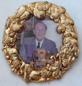 Framed Walt Disney - FairyTails Event pin