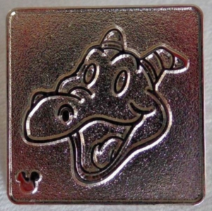 Journey Into Imagination - Hidden Mickey Attraction Icons (Chaser) pin