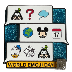 World emoji day - Celebrate Today pin