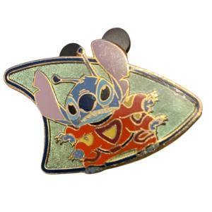 "Stitch ""Comm Badge"" pin"