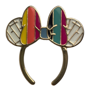 Boxlunch Mexico Pan Dulce Minnie Ears  pin