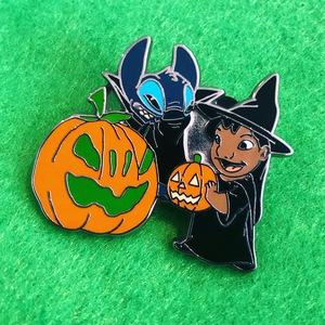 Halloween - Lilo and Stitch Starter Set pin