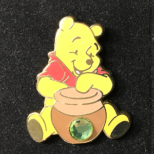 DS - 12 Months of Magic - Birthstone - August/Peridot  pin