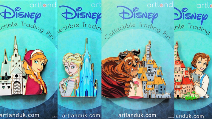 Princess and Castle collection from Artland