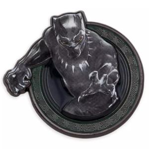 Black Panther reaching out pin