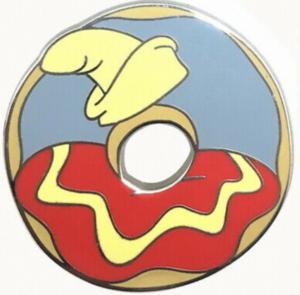 Dumbo - Donut Mystery pin