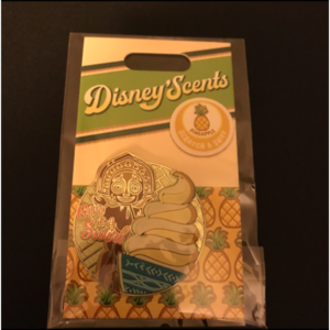 Dole whip Disney Scents  pin