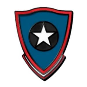 Secret Empire - D23 Exclusive - 80th Anniversary Captain America pin