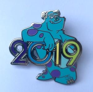 Sully - 2019 Mystery Box pin