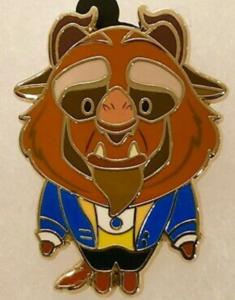 Beast Mystery Cutie pin