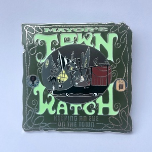 Mayor's Town Watch pin