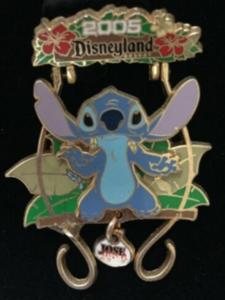 Enchanted Tiki Room - Magical Milestones Stitch Takeover pin
