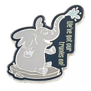 Elephant - Jungle Cruise Booster Pin Set pin