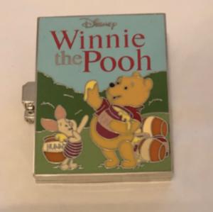 Winnie the Pooh - Pop Up Book pin